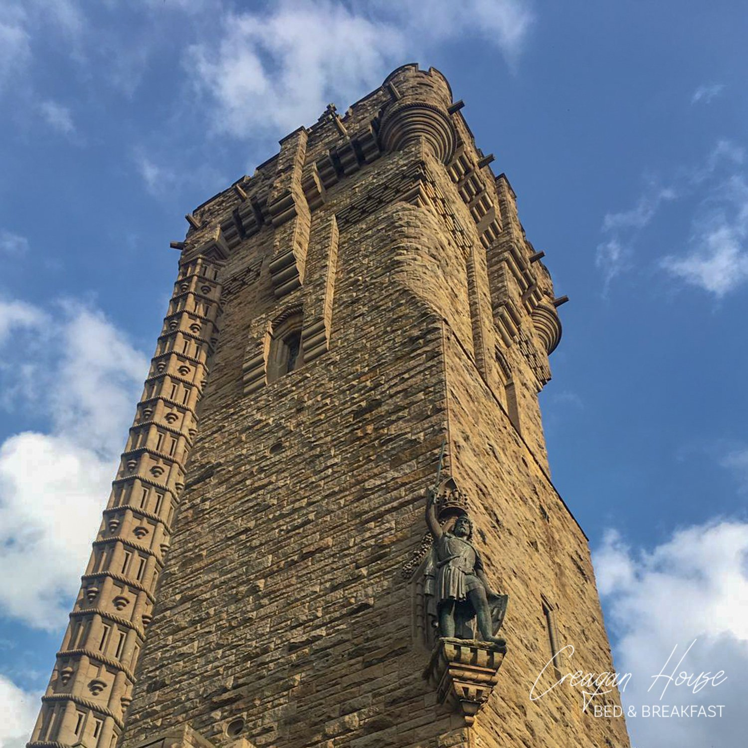 The Wallace Monument - Stirling